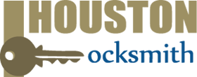 houston locksmith logo